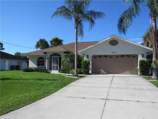 4313 Nemo Avenue, North Port, FL 34287 (MLS #C7418065) :: Medway Realty