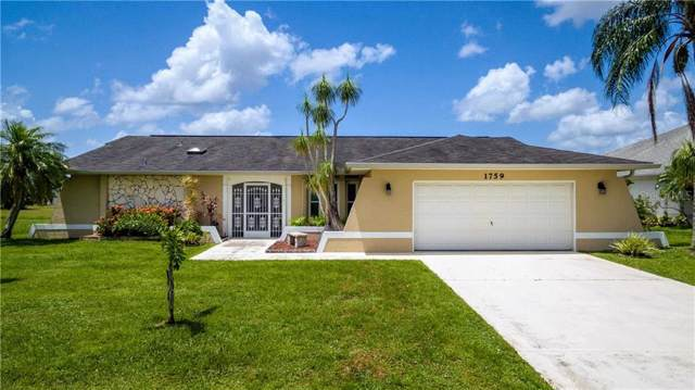 1759 Nuremberg Blvd, Punta Gorda, FL 33983 (MLS #C7418074) :: Team Bohannon Keller Williams, Tampa Properties