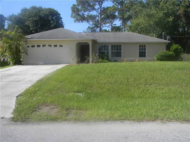 2747 Yacolt Avenue, North Port, FL 34286 (MLS #C7418075) :: White Sands Realty Group
