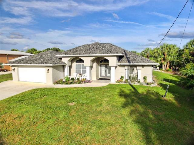 3314 Christopher Street, Port Charlotte, FL 33948 (MLS #C7418078) :: Cartwright Realty
