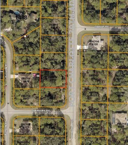 Hornbuckle Boulevard, North Port, FL 34291 (MLS #C7418089) :: Cartwright Realty