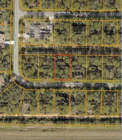 Gamrott Avenue, North Port, FL 34291 (MLS #C7418093) :: Cartwright Realty
