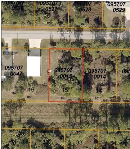 Bellefonte Avenue, North Port, FL 34286 (MLS #C7418095) :: Remax Alliance
