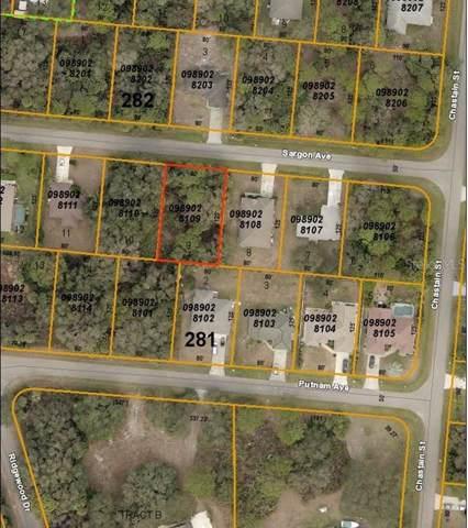 Sargon Avenue, North Port, FL 34287 (MLS #C7418096) :: American Realty