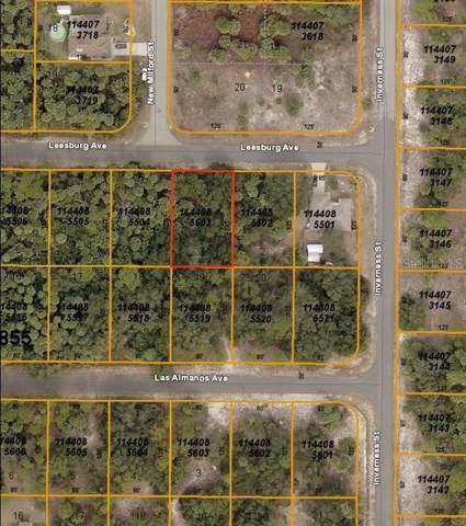 Leesburg Avenue, North Port, FL 34288 (MLS #C7418098) :: Cartwright Realty