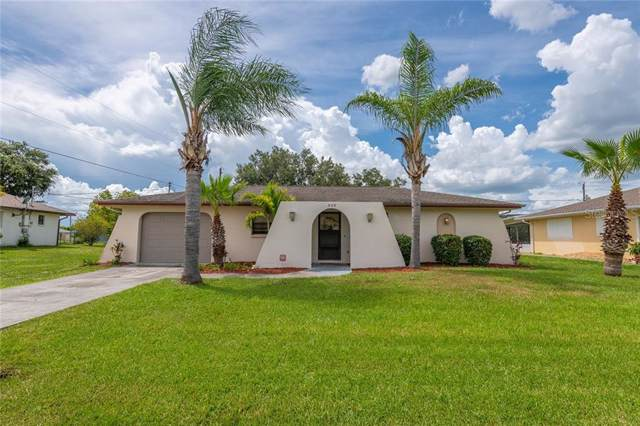 848 Dobell Terrace NW, Port Charlotte, FL 33948 (MLS #C7418122) :: Jeff Borham & Associates at Keller Williams Realty