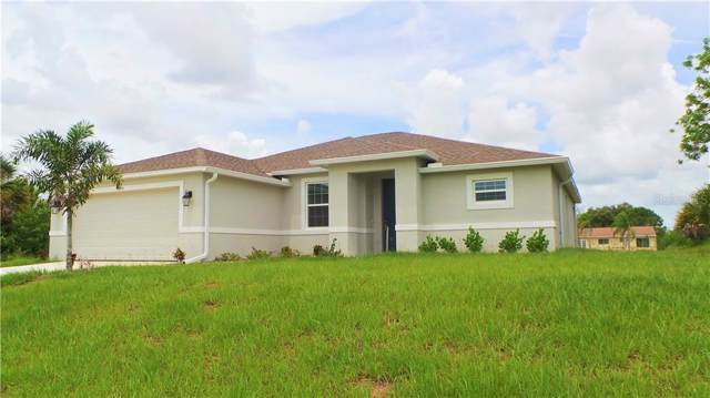 18043 Bly Avenue, Port Charlotte, FL 33948 (MLS #C7418134) :: The Edge Group at Keller Williams