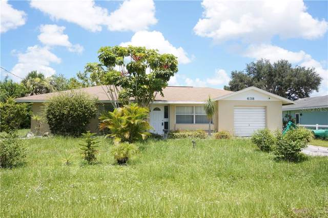 638 Spring Lake Blvd., Port Charlotte, FL 33952 (MLS #C7418155) :: Jeff Borham & Associates at Keller Williams Realty