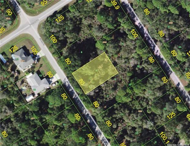 1508 Chaffin Lane, Port Charlotte, FL 33953 (MLS #C7418161) :: The Price Group
