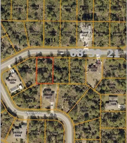 Debrita Road, North Port, FL 34291 (MLS #C7418197) :: Sarasota Gulf Coast Realtors