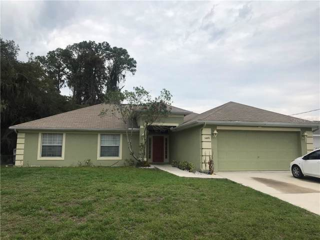 5446 Sunnyvale Road, North Port, FL 34288 (MLS #C7418332) :: Homepride Realty Services