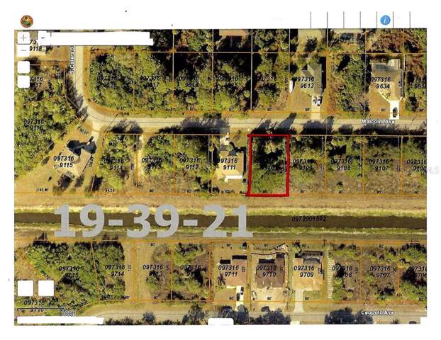 Malcolm Avenue, North Port, FL 34287 (MLS #C7418376) :: Florida Real Estate Sellers at Keller Williams Realty