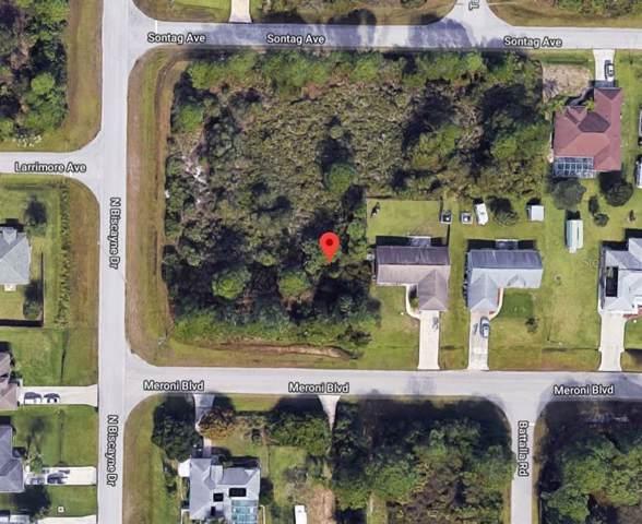 Meroni Boulevard, North Port, FL 34291 (MLS #C7418384) :: The Duncan Duo Team