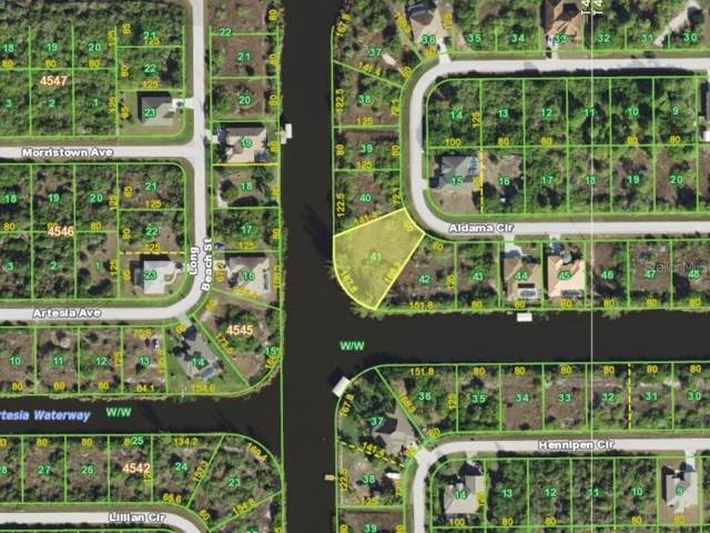 15296 Aldama Circle, Port Charlotte, FL 33981 (MLS #C7418458) :: The BRC Group, LLC