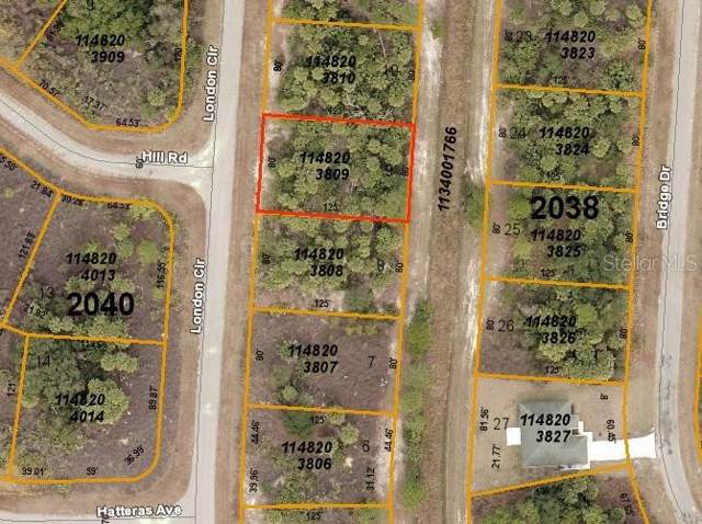 London Circle, North Port, FL 34288 (MLS #C7418574) :: Homepride Realty Services