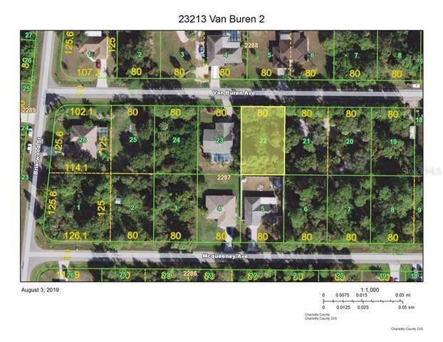 23213 Van Buren Avenue, Port Charlotte, FL 33980 (MLS #C7418642) :: The Duncan Duo Team