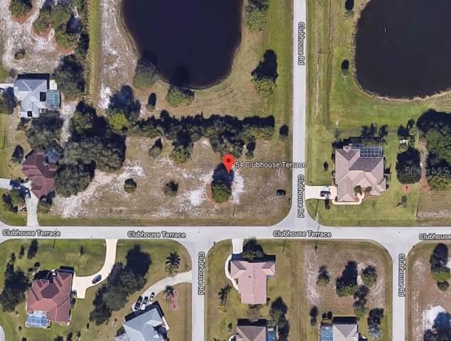 54 Clubhouse Terrace, Rotonda West, FL 33947 (MLS #C7418686) :: The BRC Group, LLC