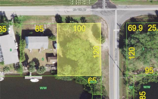 4001 and 4015 Deltona Drive, Punta Gorda, FL 33950 (MLS #C7418695) :: The Brenda Wade Team