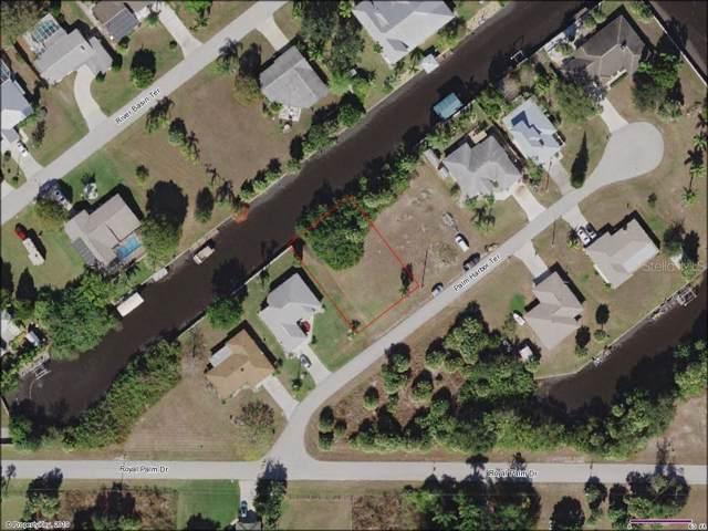 2069 Palm Harbor Terrace, Punta Gorda, FL 33982 (MLS #C7418718) :: The Duncan Duo Team