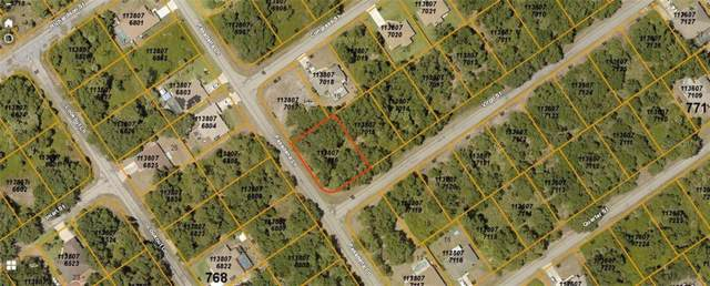 LOT 16 Virgil Street, North Port, FL 34288 (MLS #C7418738) :: Griffin Group