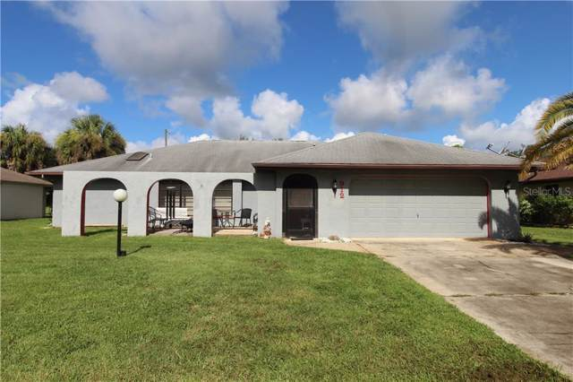 912 Red Bay Terrace NW, Port Charlotte, FL 33948 (MLS #C7418741) :: Team 54
