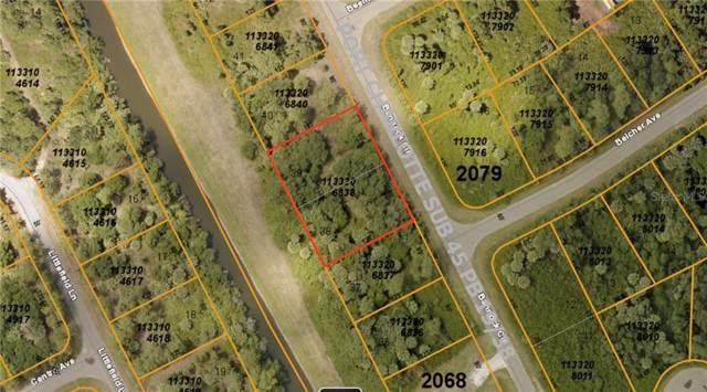 LOTS 38 & 39 Bannock Circle, North Port, FL 34288 (MLS #C7418750) :: Team Pepka