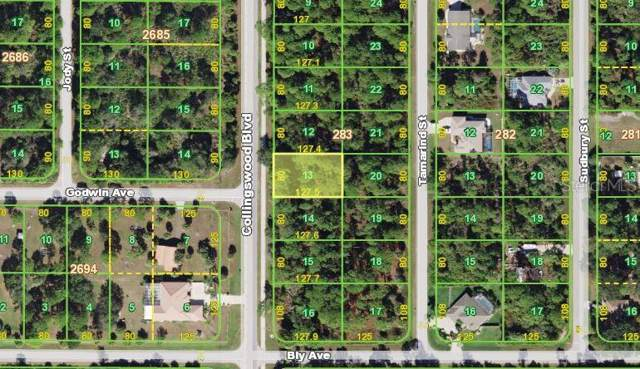 3172 Collingswood Boulevard, Port Charlotte, FL 33948 (MLS #C7418753) :: Cartwright Realty