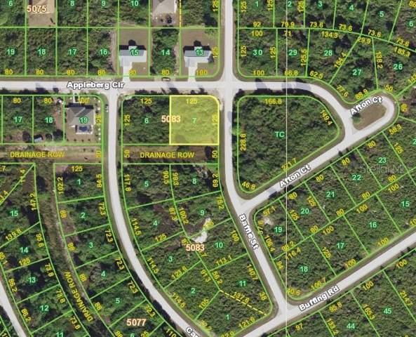 12493 Appleberg Circle, Port Charlotte, FL 33981 (MLS #C7418788) :: Griffin Group