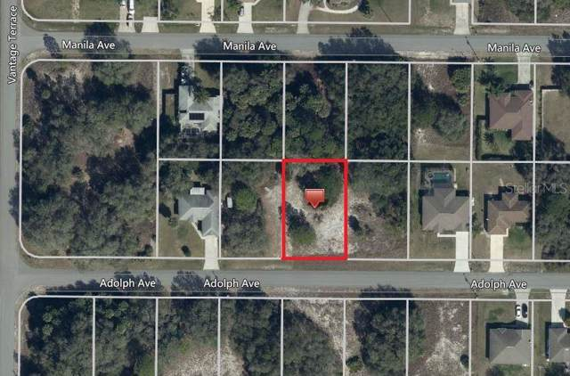 Lot 18 Adolph Avenue, North Port, FL 34288 (MLS #C7418821) :: Griffin Group