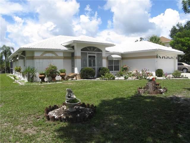 11888 Xavier Ave, Port Charlotte, FL 33981 (MLS #C7418847) :: The Duncan Duo Team