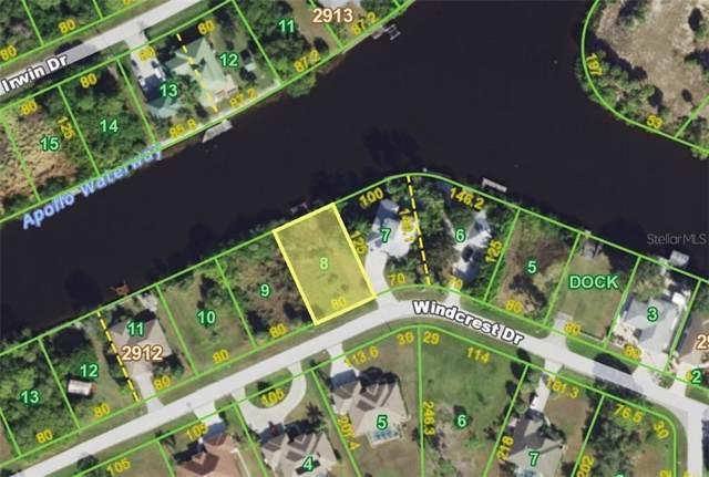 13294 Windcrest Drive, Port Charlotte, FL 33953 (MLS #C7418850) :: Griffin Group