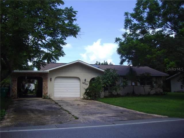 1605 Hinton Street, Port Charlotte, FL 33952 (MLS #C7418859) :: Cartwright Realty