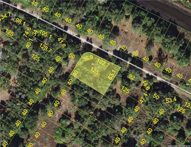 1382 Hillary Terrace, Punta Gorda, FL 33983 (MLS #C7418860) :: Medway Realty