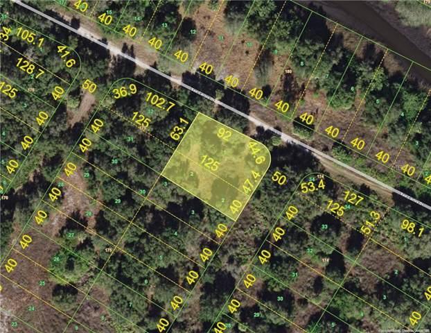 1403 Tahoe Terrace, Punta Gorda, FL 33983 (MLS #C7418862) :: Medway Realty