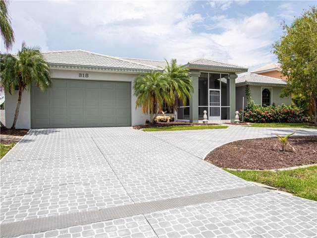 318 Portofino Drive, Punta Gorda, FL 33950 (MLS #C7418906) :: Team Bohannon Keller Williams, Tampa Properties