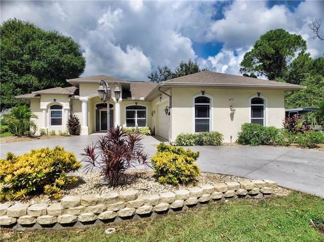 477 Loveland Boulevard, Port Charlotte, FL 33954 (MLS #C7418910) :: Team Bohannon Keller Williams, Tampa Properties