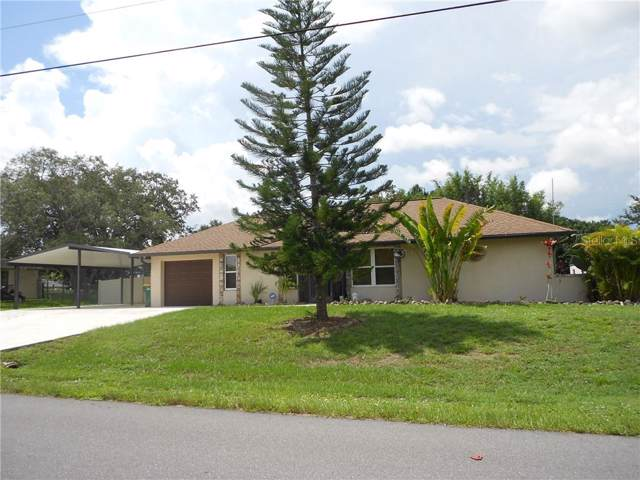 27051 Cougar Place, Punta Gorda, FL 33983 (MLS #C7418966) :: Griffin Group