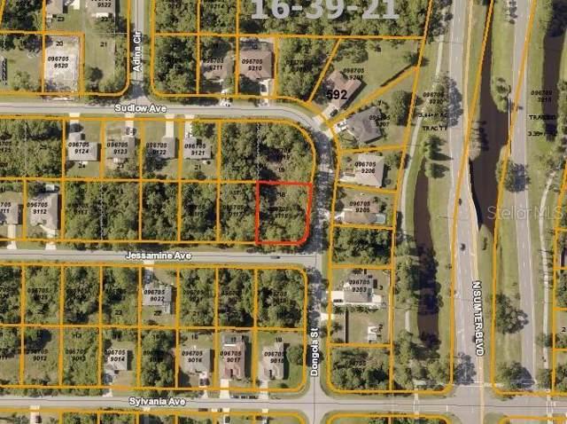 Jessamine Avenue, North Port, FL 34291 (MLS #C7419029) :: Cartwright Realty
