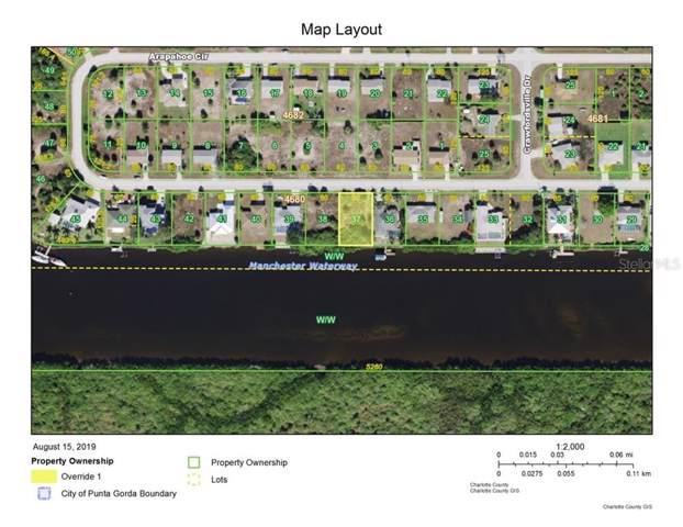 18446 Arapahoe Circle, Port Charlotte, FL 33948 (MLS #C7419044) :: Rabell Realty Group