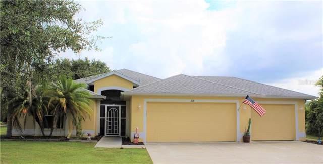168 Jennifer Drive, Rotonda West, FL 33947 (MLS #C7419115) :: RE/MAX Realtec Group