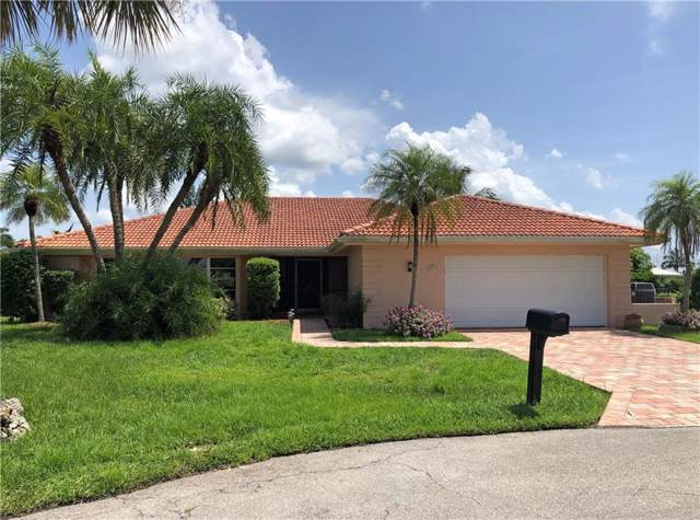 2031 Via Venice, Punta Gorda, FL 33950 (MLS #C7419139) :: White Sands Realty Group