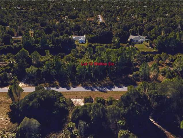Lot 12 Mattox Cir, North Port, FL 34288 (MLS #C7419150) :: White Sands Realty Group