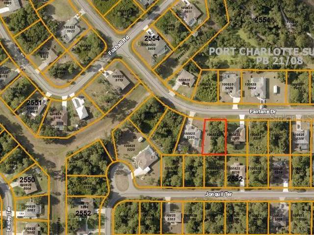 Fairlane Drive, North Port, FL 34288 (MLS #C7419206) :: Paolini Properties Group