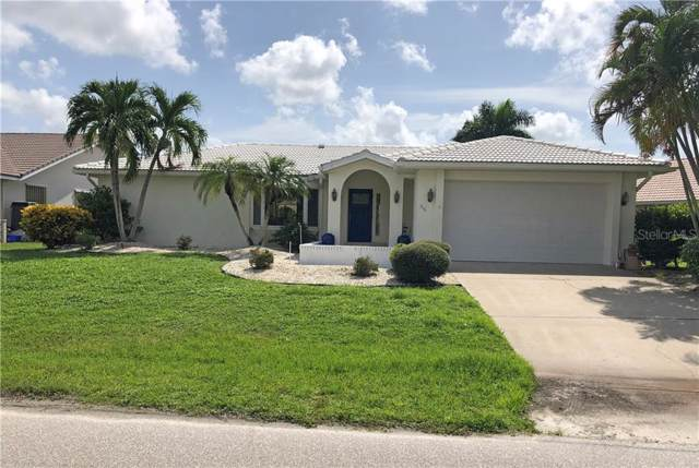 316 Colony Point Drive, Punta Gorda, FL 33950 (MLS #C7419212) :: White Sands Realty Group