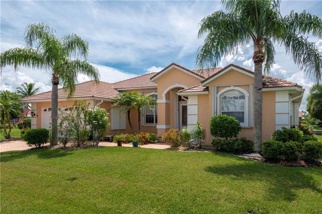 331 Portofino Drive, Punta Gorda, FL 33950 (MLS #C7419213) :: White Sands Realty Group