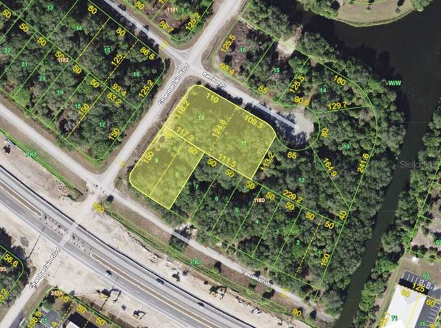 16101 Chamberlain Boulevard, Port Charlotte, FL 33954 (MLS #C7419233) :: Cartwright Realty