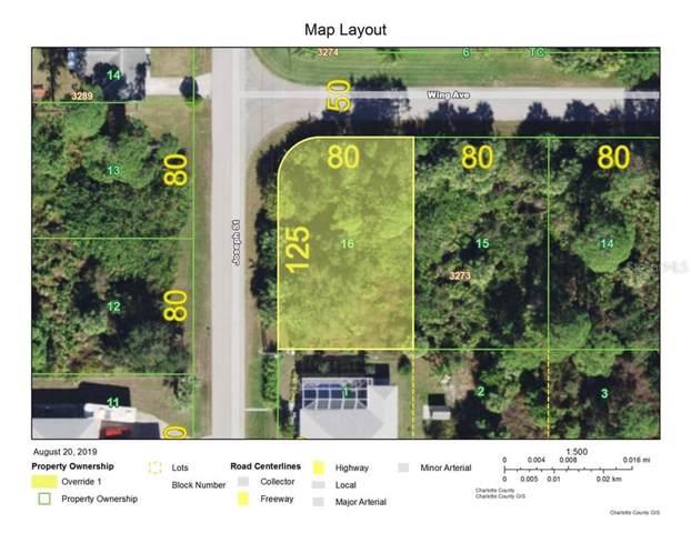 17429 Wing Ave., Port Charlotte, FL 33948 (MLS #C7419243) :: Dalton Wade Real Estate Group