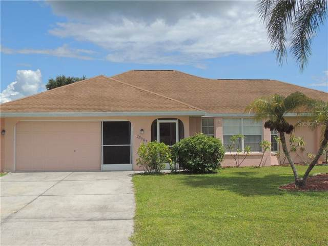 25509 Arequipa Drive, Punta Gorda, FL 33983 (MLS #C7419251) :: Lovitch Realty Group, LLC