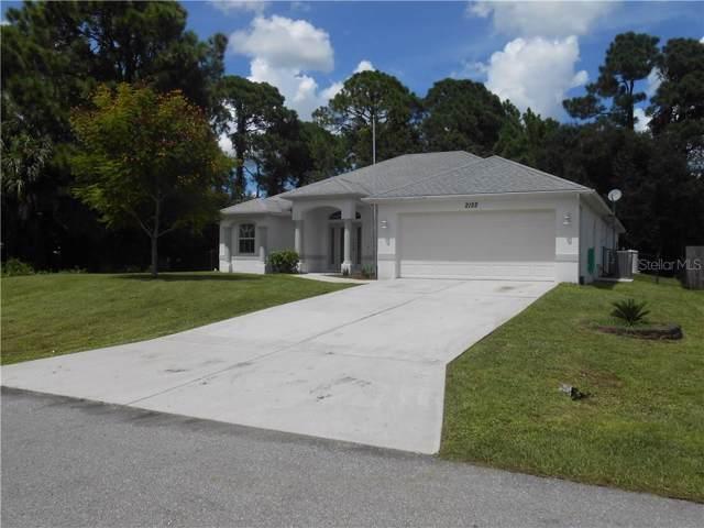 2122 Smyer Avenue, North Port, FL 34288 (MLS #C7419283) :: Lockhart & Walseth Team, Realtors