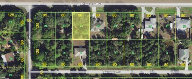 13325 Chancellor Boulevard, Port Charlotte, FL 33953 (MLS #C7419292) :: Cartwright Realty